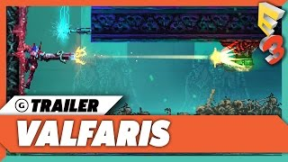 Valfaris - Announcement Trailer - E3 2017