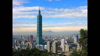 """TOP OF TAIPEI 101 BUILDING """"THE VIEW"""" FULL EXPERIENCE. TAIPEI, TAIWAN"""