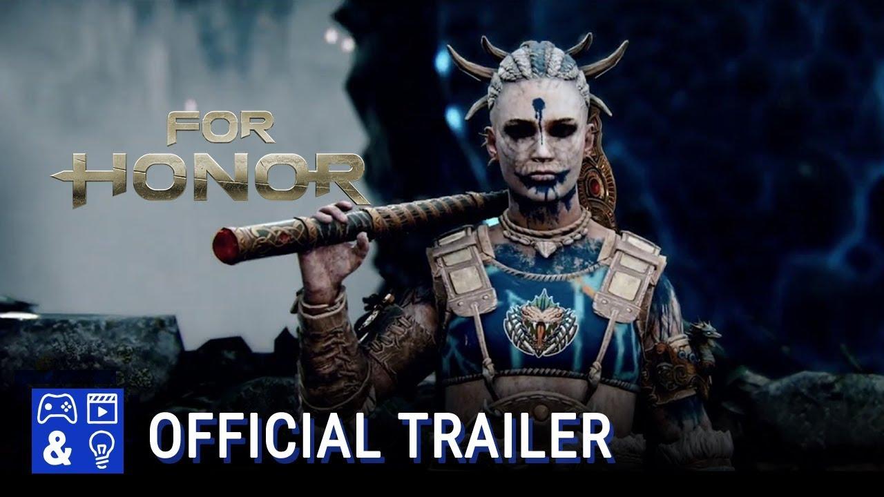 Download For Honor Wrath of Jörmungandr Cinematic Trailer Ubisoft [NA]