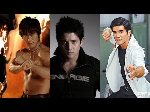 Zheng Liu , Jon Foo and Philip Ng Fighting 2012 HD