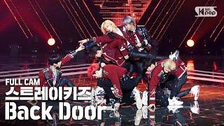 [안방1열 직캠4K] 스트레이 키즈 'Back Door' 풀캠 (Stray Kids Full Cam)│@SBS Inkigayo_2020.09.27