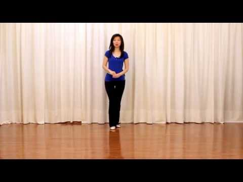 Pink Stilettos - Line Dance (Dance & Teach in English & 中文)