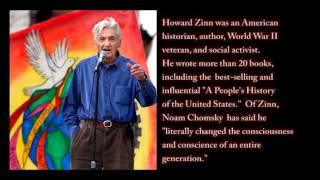 Howard Zinn: Understanding People