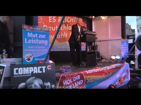 Elsässers Appell: Dieses Mal müsst Ihr für das blaue Wunder sorgen!