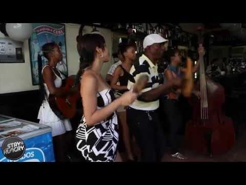 CUBA - Street music