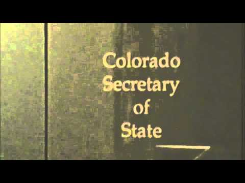 Office of the Colorado Secretary of State