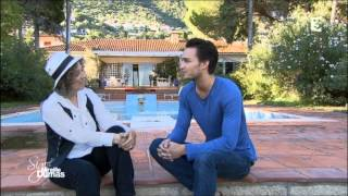 "LA MAISON DE TINO ROSSI , PRESENTE PAR "" LAURENT ROSSI "" EN CORSE.HD"