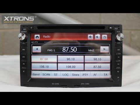 Xtrons PF70MTWS | Xtrons Driving Entertainment System