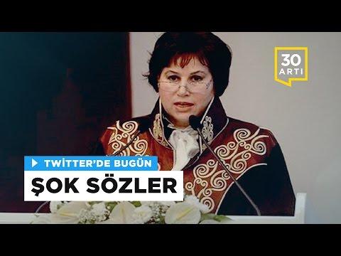 Danıştay Başkanı Zerrin Güngör'in KHK'lara dair ifadelerine tepkiler | Twitter'da Bugün - 11 Mayıs