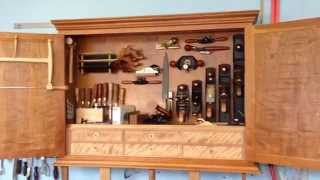 Hand Tool Cabinet Part 2