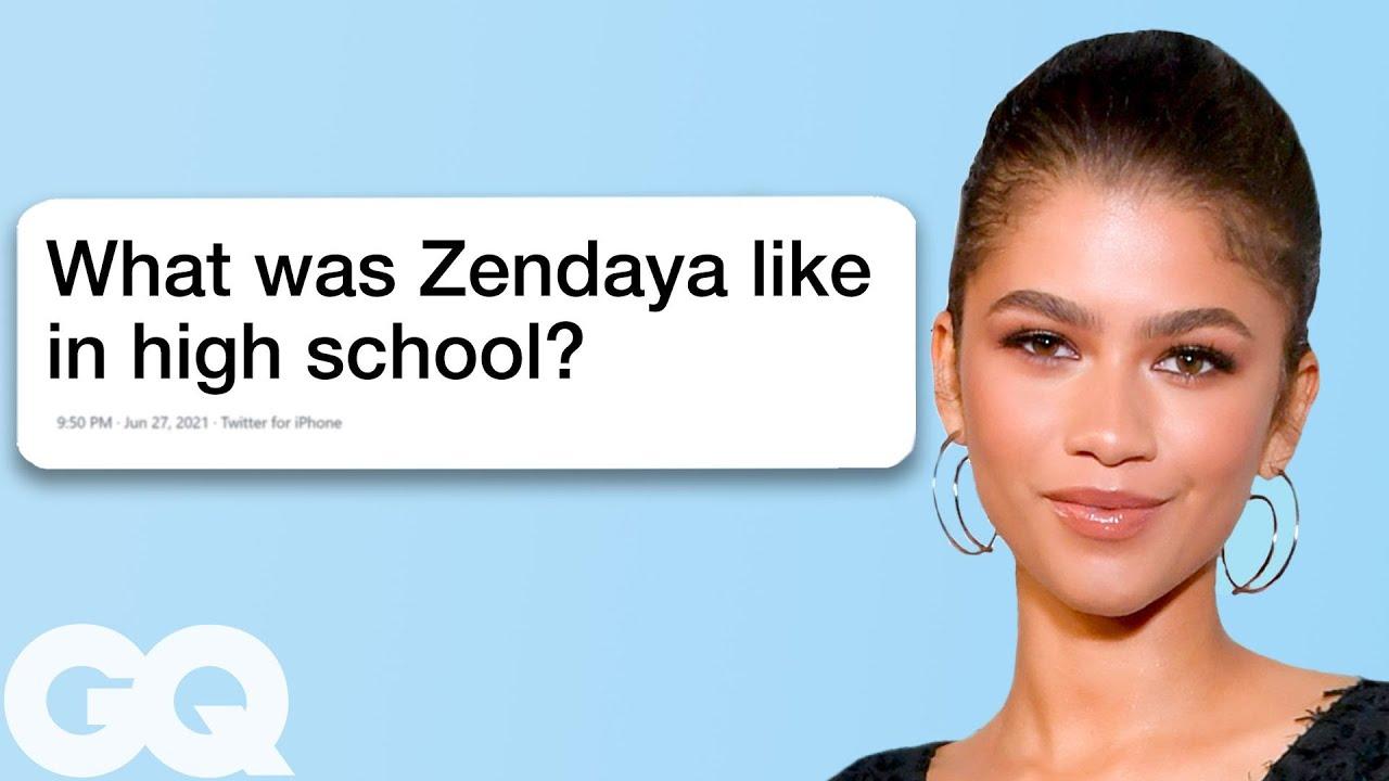Zendaya Goes Undercover on YouTube, Twitter and Wikipedia