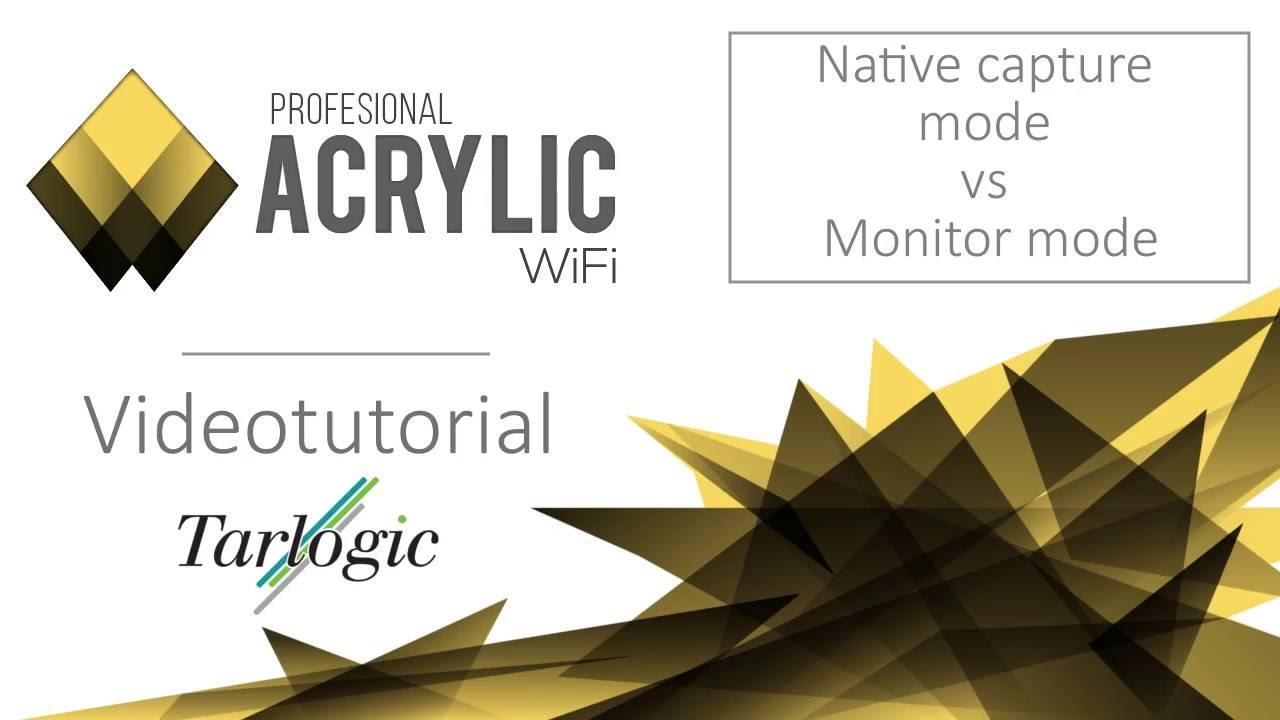 WiFi Analyzer for Windows | Acrylic Wi-Fi Professional
