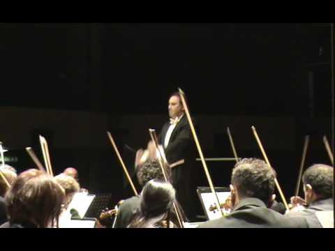 "Gilberto Serembe conducts: Schumann, Symphony n.3, op.97 ""Renish"""