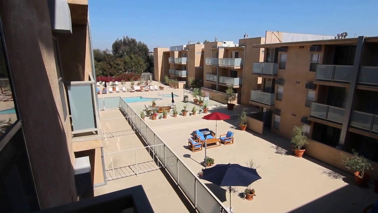 pl7337 all new split level apartment for rent west los angeles