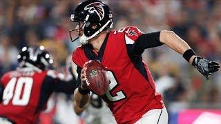 Atlanta Falcons vs. LA Rams 2018 NFC Wild Card Game Highlights | NFL