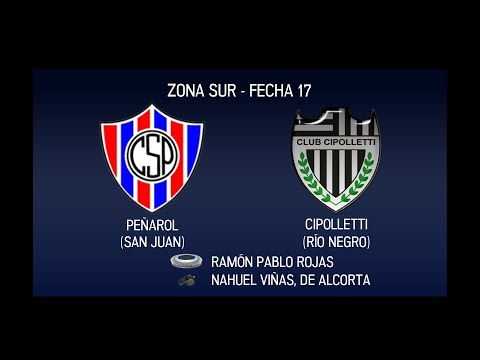 Fútbol en vivo: Sp. Peñarol 2-2 Cipolletti