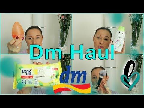 DM Haul | Basics | Neuheiten | Lumelowu