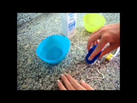 limpiar pulsera pandora con bicarbonato