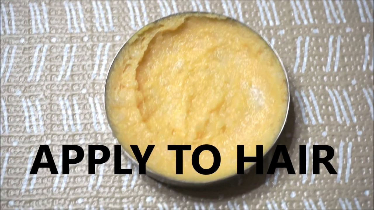 ** HAIR BALM ** - Part 2 of  5 - SIX INCH EXTREME HAIR GROWTH in 1 WEEK - Natural Home Remedies