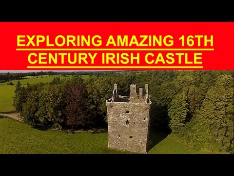 Amazing perfect condition 16th century Irish castle!