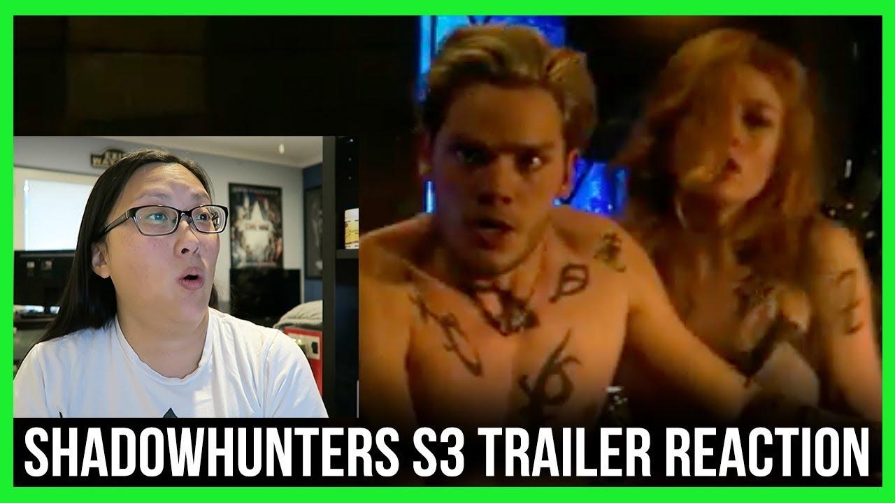 Download SHADOWHUNTERS Season 3 Trailer Reaction & Lilith Casting News  - New York Comic Con 2017