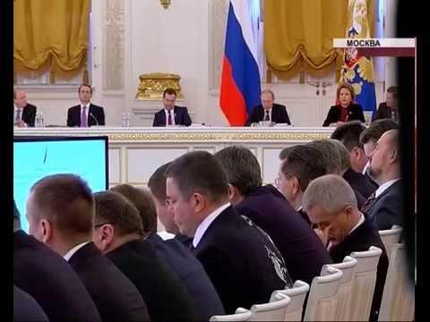 """В.В. Путин: """"Основы государственной культурной политики подготовлены и утверждены"""""""