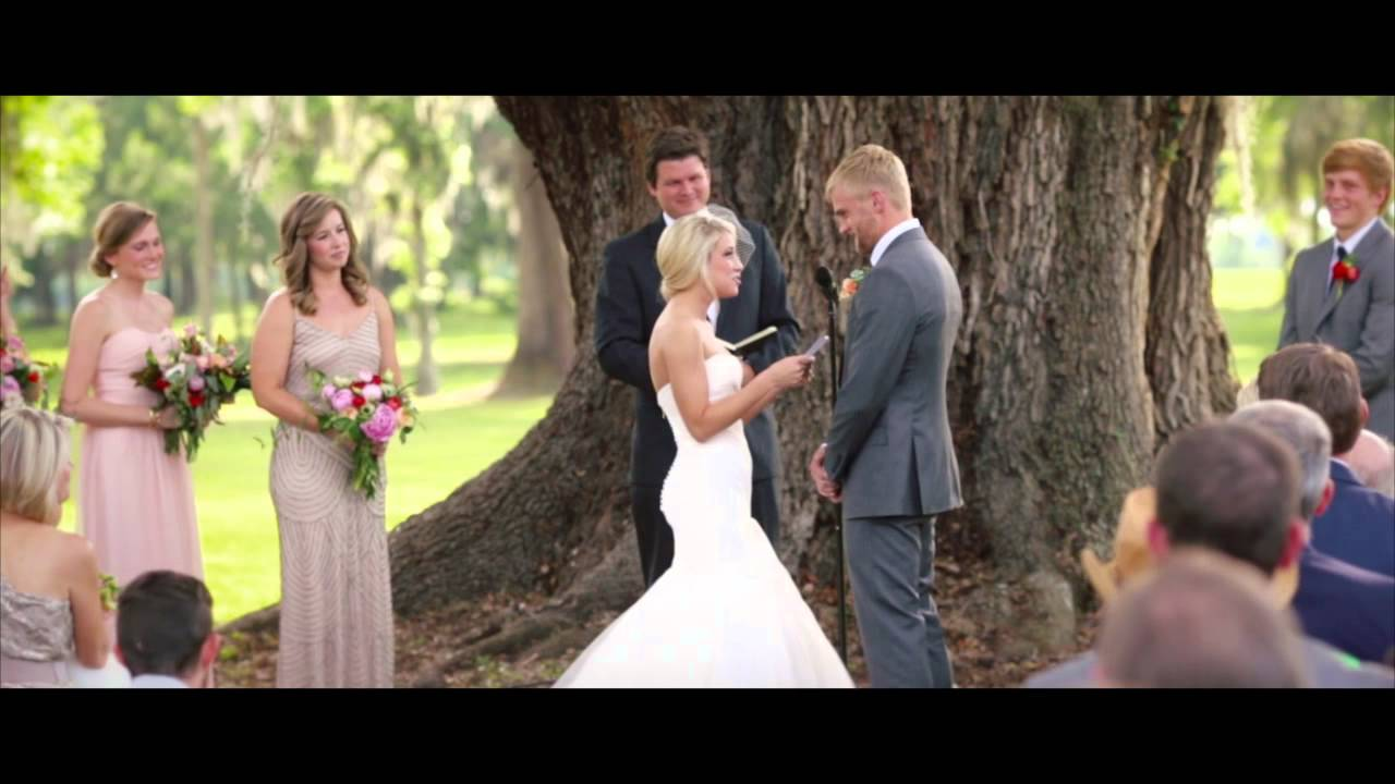 Orlando Wedding Videography By Nate Puhr Bo And Becca S Film You