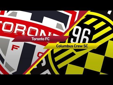 Highlights: Toronto FC vs. Columbus Crew   November 29, 2017