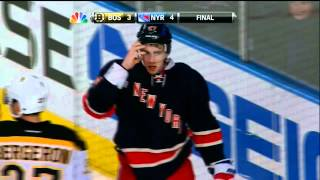 Milan Lucic / Ryan McDonagh - Full incident. March 4th 2012 thumbnail