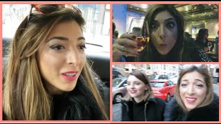 THAT Time Of The Month & Drunk Weekdays?! VLOGMAS | Amelia Liana Thumbnail