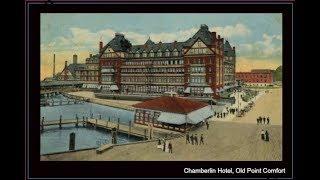 Historic Hampton Roads Seaside Hotels Circa 1901 Mp3