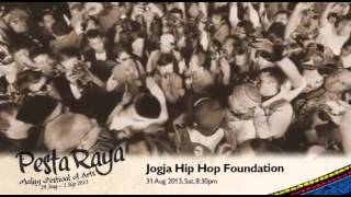 Jogja Hip Hop Foundation (Pesta Raya 2013)