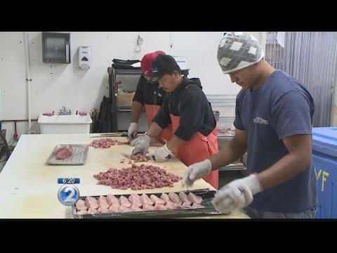 Wake Up 2day: Suisan Fish Market