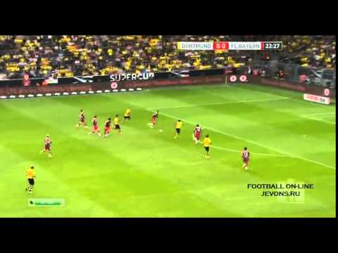 Henrikh Mkhitaryan goal vs Bayern Munchen