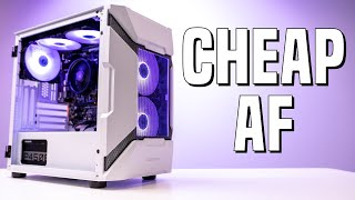Yes, You CAN Build a Budget Gaming PC Right Now!