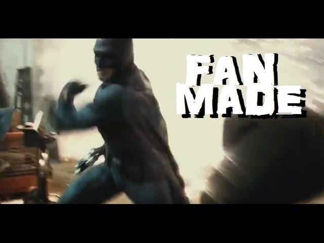 Batman V Superman/Suicide Squad Trailer mash-up (Fan-made)