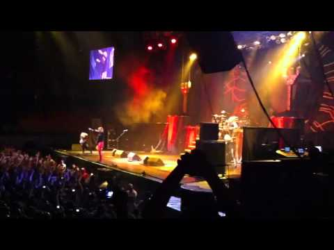 Judas Priest - Electric Eye & Hell Bent for Leather (Santiago Chile 2011)