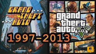 GTA (Grand Theft Auto) Evolution