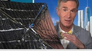 Bill Nye kickstarter raises $500,000 for solar spacecraft