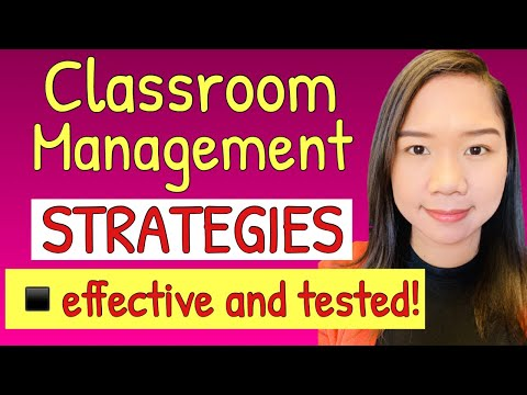 Classroom Management Strategies 2020 | Teach In USA 🇺🇸