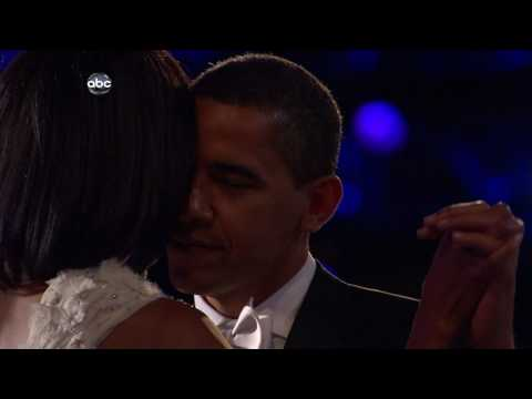 Beyonce At Last Inaugural Ball President Obama and First Lady's Dance HD
