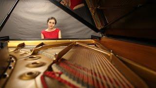 J.S. Bach: Goldberg Variations - Véronique Gobet, piano
