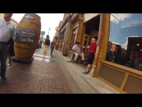 Por las Calles de Nashville - Tennessee USA