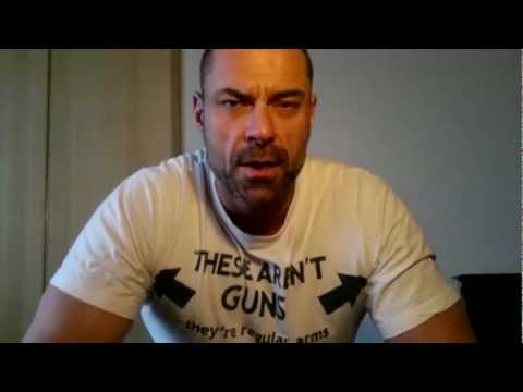 The Clandestine Motorcycle Club  Conan Stevens Audition