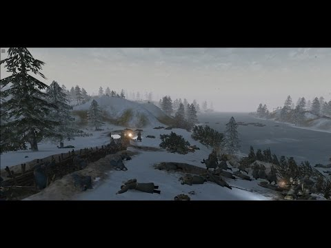 Men of War WW1 Mod: Alpine Warfare