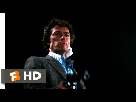 Dirty Harry (7/10) Movie CLIP - Where is the Girl? (1971) HD