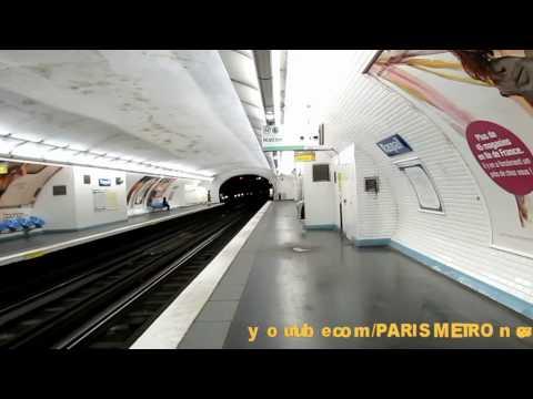 Raspail (métro de Paris) line 6