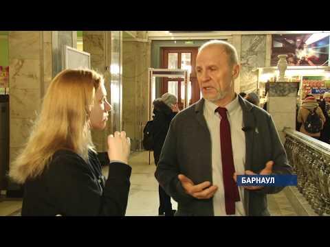 Каким будет Ж/д вокзал Барнаула после реконструкции?