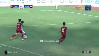 VietNam 1 - 2 Cambodia   AFF U18 CHAMPIONSHIP 2019 FULL HD   GROUP B   15/08/2019