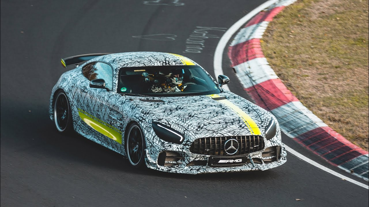 Mercedes Amg Gt R Pro Estimated Ring Lap Time Youtube